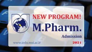 M.Pharm., Master of Pharmacy