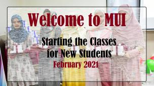 Feb Semester For New Students